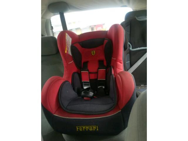 Ferrari car seat | Class Ads