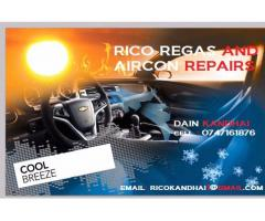 RICO REGAS AND CAR AIRCON REPAIRS