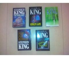 STEPHEN KING HARDBACK BOOKS FOR SALE