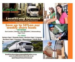Furniture Removals East London | Share Loads East London | Couriers East London