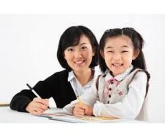 LOOKING FOR ENGLISH TUTORS FOR CHINESE STUDENTS