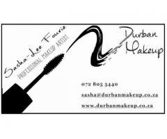 Durban Makeup Artist