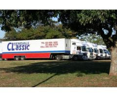Classic Removals - We move all over South Africa