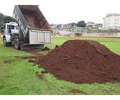 Grass,compost, lawn dressing and topsoil