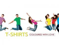 T-Shirts Wholesale & Print @ Corporate Vine