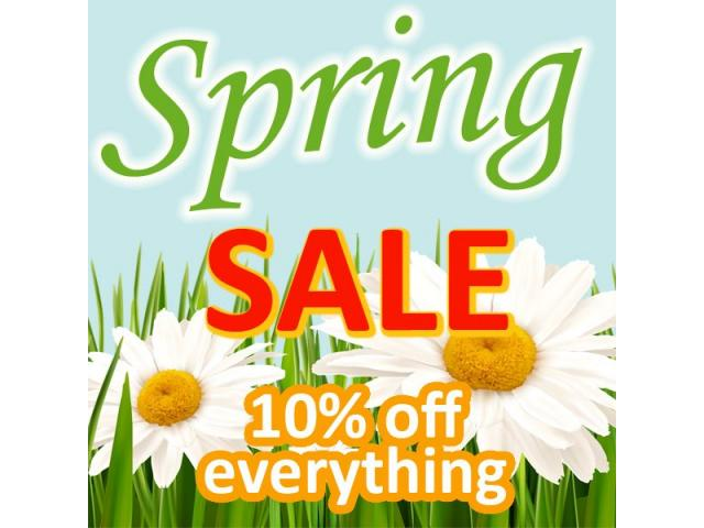 Spring Sale 10% off All Baby and Children's Furniture - 1/4
