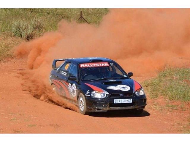 Have you got what it takes to drive a rally car? - 1/1