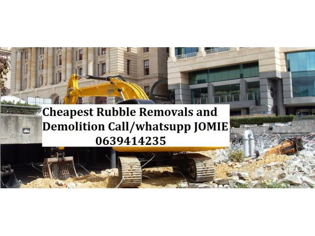 Remove all the Rubble Trouble From Your Life - 2/4