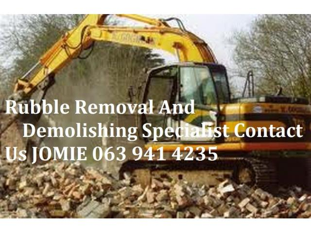 Remove all the Rubble Trouble From Your Life - 3/4