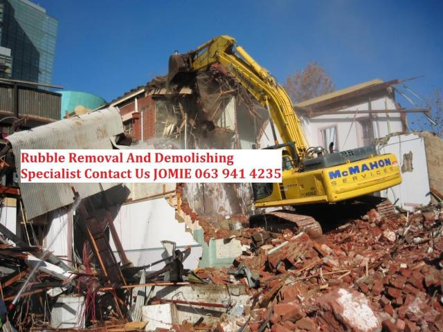 Remove all the Rubble Trouble From Your Life - 4/4