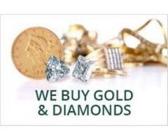 We Are Gold and Diamond Buyers