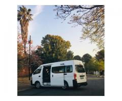 Bus and driver for hire