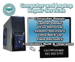 PC Software, Repairs and Upgrades from R99