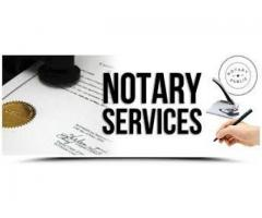 Document notary services in South Africa.