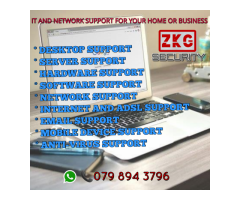 Forr all your IT and Networking support