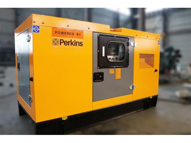 Perkins 10kva Silent Single Phase Diesel Generator Class Ads