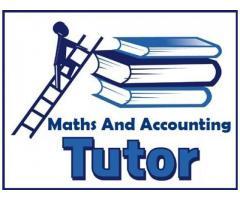 Pass accounting, maths, business studies - unisa, mancosa, UKZN, Regent, grade8, 9 10 11 Matric