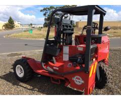 Moffett M9 Mounty All Terrain Forklift