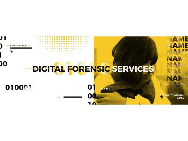 Digital Forensics - 1/2