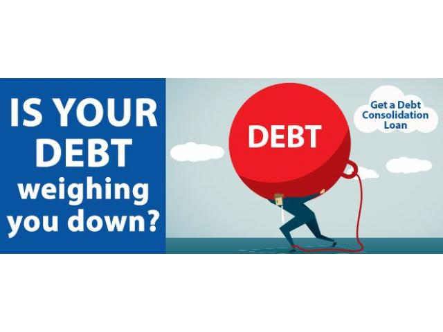 Debt rescue contact us today for both personal and consolidation loans - 1/1