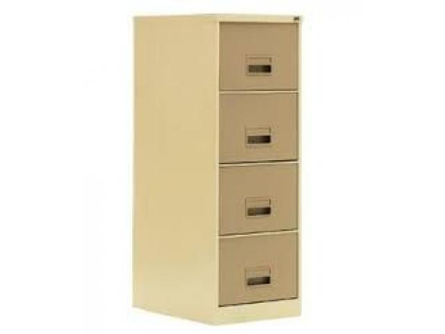 Steel Cabinets - 1/2