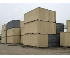 New and Used shipping and storage containers for sale