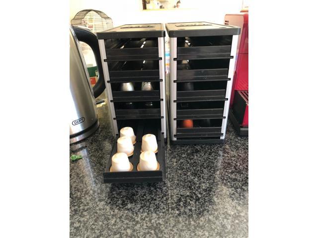 Nespresso Lattisima Touch with 2x Free Cafe stacks - 3/3