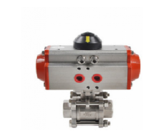 NACOV Female Thread Connection Ball Valve Model Number LP52N