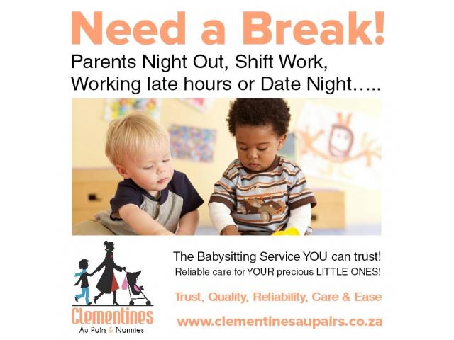 Need a nanny for your family - 2/3