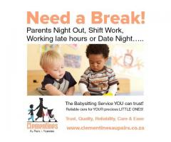 Need a nanny for your family