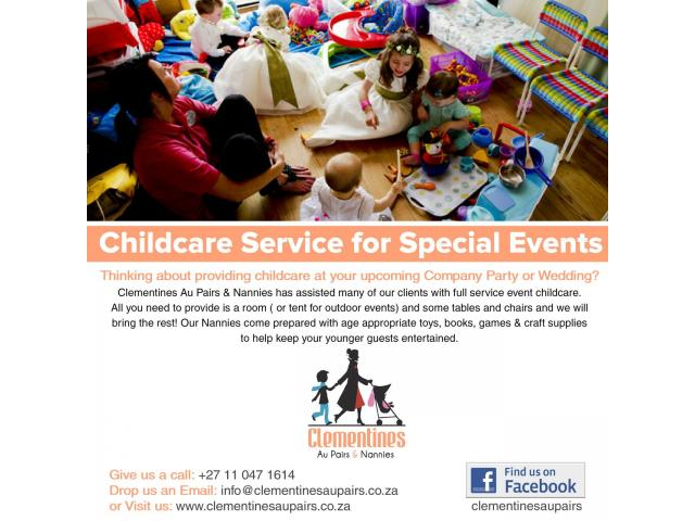 Need a nanny for your family - 3/3