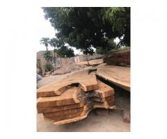 Wood Slabs and disks
