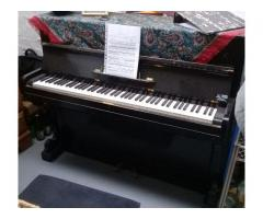 Piano, Upright, John Broadwood and Sons