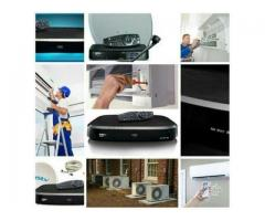 DSTV OVHD EXPLORA INSTALLATIONS SALES AND REPAIR