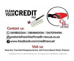 Debt Review Removal