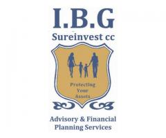 IBG Sureinvest cc - Advisory and Authorised Financial Planning Services