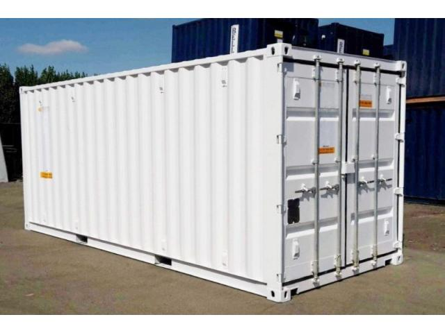 Shipping Storage Containers For Sale - 1/4