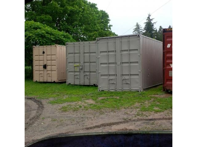 Shipping Storage Containers For Sale - 3/4