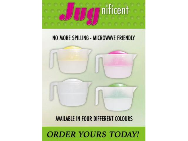 NO Spill Microwave Jug - 2/3