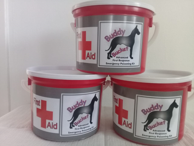 Anti Poison Kit For Dogs - 1/2
