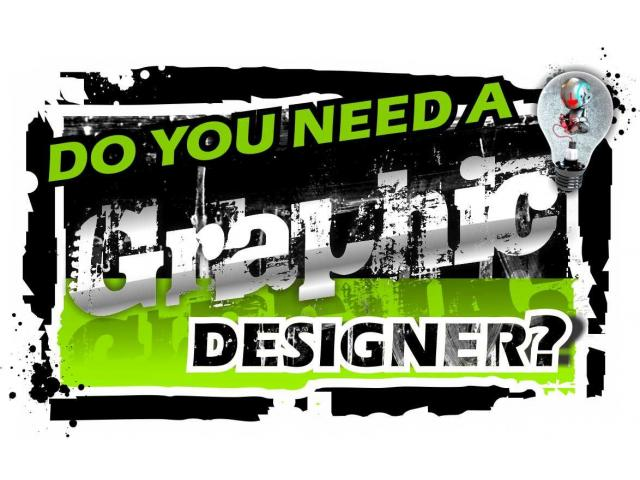 Do you need the help of a Graphic Designer? - 1/1