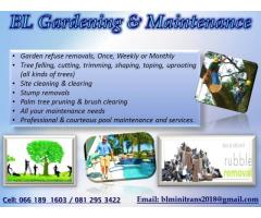 BL Garden and Pool Maintenance