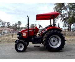 LIKE NEW CASE IH JX60 60HP TRACTOR