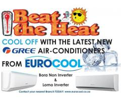 New Gree Air-Conditioners