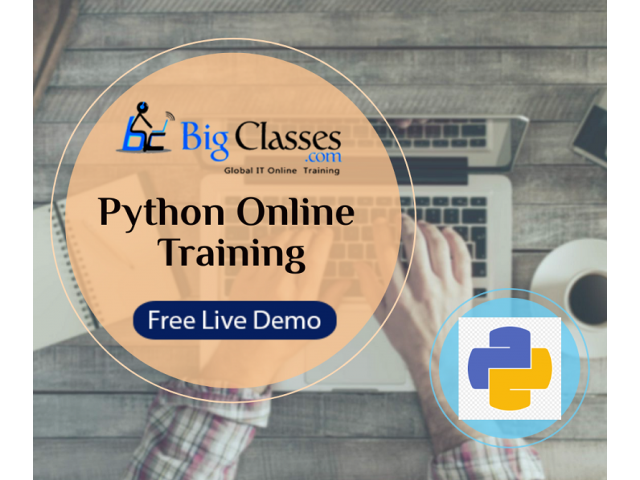 Best Python Online Training || Learn Python Course | Class Ads