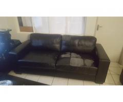 Deco furn 3piece couch set