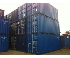 Used and New Containers For Sale