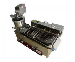 commercial gas electric donut making/frying machine