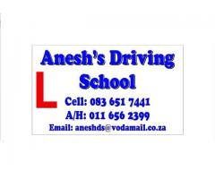 Anesh's Driving School