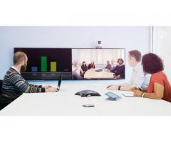Enjoy the best-in-class video conferencing facilities only with Dynamiccom